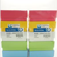Cryobox Color 2 Inch ( box sampel tabung 1,5 ml ) 100 well | Biologix