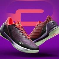 Sepatu Basket Under Armour Curry (original)