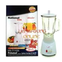 Blender National Kaca Murah Tipe VIVA/PLUS/OMEGA/SANEX