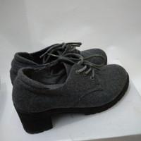 Preloved Sepatu Boots Ex Jepang Size M/37
