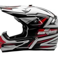 Helm trail motocross merk Cargloss