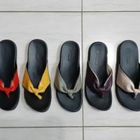 sandal jepit kulit asli garut