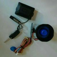 Alarm mobil model kunci lipat mobil calya / sigra