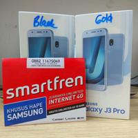 Samsung Galaxy J3 Pro 2017 Garansi Resmi SEIN 1Tahun