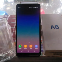 Samsung A8 gold second original
