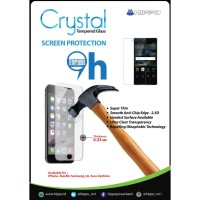 Hippo Crystal Lenovo K8 Note Tempered Glass Anti Gores Screen Gua