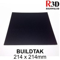 3D printer Buildtak 214x214mm Print Build Tape Heatbed Sticker