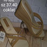 Sandal wedges connexion ukuran 37 dan 40