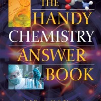The Handy Chemistry Answer Book ( Jawaban & Fakta Kimia ) - eBook