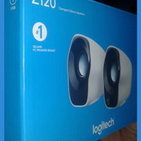 Speaker Stereo Logitech Z120 For Komputer atau Laptop