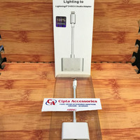 Kabel Lighting 3 in 1 Iphone 7 8 Plus Iphone X