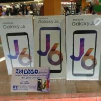 Samsung Galaxy J6 - GARANSI RESMI SEIN