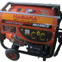 barang berkualitas Genset Bensin 5000 watt 7kva