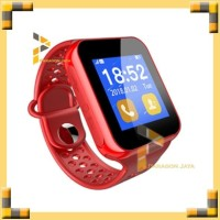 SMART WATCH i8 SMARTWATCH A1 Nike Strap SIMCARD Hitam