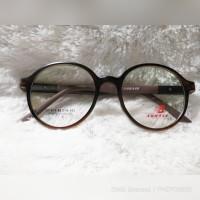 Kacamata Minus NB Bulat Kekinian Free Lensa Essilor GIA