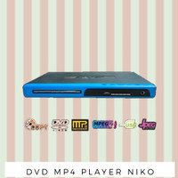 Dvd Mp4 Player NIKO