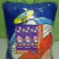 Selimut Doraemon Merk Paulina By Bonita