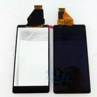 LCD+TS HP Sony Xperia ZR / C5502 [Layar / Sparepart Handphone]