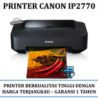 Canon printer ip2770 / Printer Canon IP2770 IP 2770 Inkjet