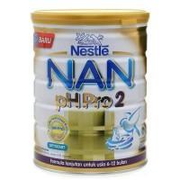 Nan Kid Ph Pro 2 Tin 800 G GRAM Murah SUSU FORMULA BAYI ANAK SUFOR