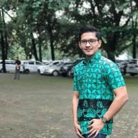 Hem Batik Kemeja Pria Eksklusif HB134