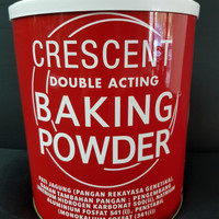 Crescent Double Acting Baking Powder 100g
