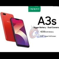 HP Oppo a3s dual camera A3 S Ram 3GB /32 GB A 3S alte A37 Vivo Y53 Y7