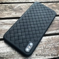 Case iPhone X - 7 - 8 - 7 Plus - 8 Plus soft cover casing hp tpu WOVEN