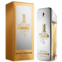 Paco Rabbane 1 Million Lucky For Men Edt 100ml