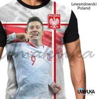 Harga kaos jersey piala dunia polandia lewandowski 3d full print   antitipu.com