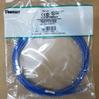 PANDUIT UTPSP2MBUY Patchcord / Patch Cord Cat6 / Cat.6 2m Biru