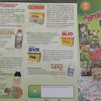 Brosur Agrokompleks Nasa Lengkap di Pekanbru Riau