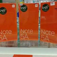 Hp Xiaomi Redmi Note 5A Dark Grey Ram 2 GB Rom 16 GB Garansi Resmi Tam
