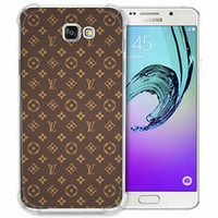 Casing Hp LV Pattern Samsung Galaxy A7(2017) Custom Case