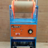 Cup Sealer Mesin Press Gelas ET-D8 Khusus Gojek