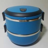 Rantang 2 susun - lunch box