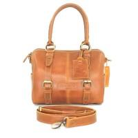 Hand Bag Havana - Kenes Leather Bag