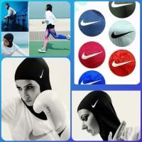 Harga fashion muslim wanita scarf hijab instan kerudung badminton bela | antitipu.com