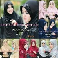 Harga fashion muslim jilbab syiria zehra scarf hijab | antitipu.com