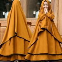 Micci Fashion Syari Ramadhani - Kubus Untuk Anak Umur 7-10 Tahun