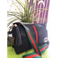 REAL PICT ORIGINAL Tas wanita Gucci sling tas selempang gucci kanvas