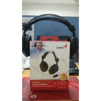 GENIUS HS-M505X Stereo Heatband Headset/Headphone Gaming + Microphone