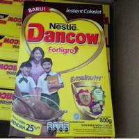 Harga dancow fortigro susu coklat box | Hargalu.com