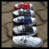 Paling Laris ! Sepatu Converse Anak Perekat ..