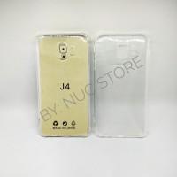 Samsung J4 Anticrack AntiBreak Mika Case Softcase Casing Bumper Armor