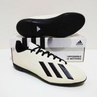 Harga grade import sepatu futsal adidas x adizero 18 ic white black  1149b2113e