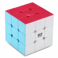 Rubik 3x3 Qiyi Warrior Speed Cube 3x3x3 Stickerless