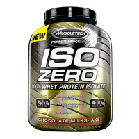 MUSCLETECH ISO ZERO 4LB CHOCOLATE
