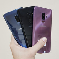 Samsung Galaxy S9 Plus 256GB Duos Global | Mulus LikeNew - Fullset S9+