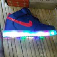 PROMO sepatu anak/sepatu bayi/sepatu nyala/sepatu nike LED